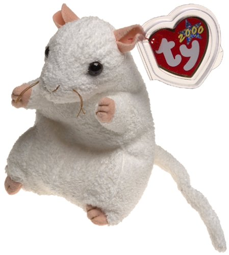5Star-TD TY Beanie Baby - CHEEZER The Mouse