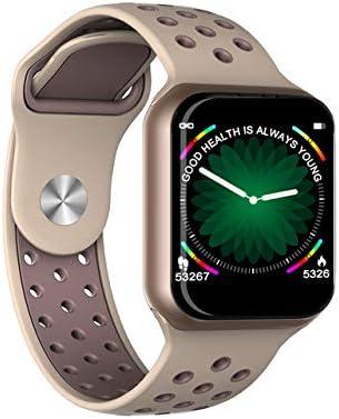 Studyset F8 Smartwatch Multifunctional Waterproof Sleep Monitoring Smart Watch Gold