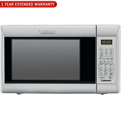Cuisinart CMW-200 Convection Microwave Oven & Grill 1.2 Cu Ft with 1 Year Extended Warranty