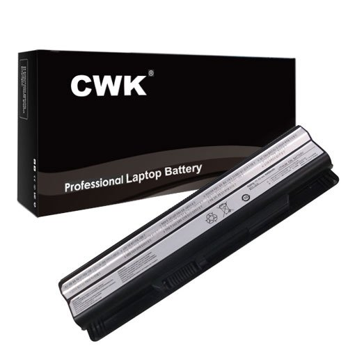 CWK Long Life Replacement Laptop Notebook Battery for MSI GE620DX GE70 GE70H GP60 Series GE60 GE70 CR41 CX61 CR70 BTY-S14 BTY-S15 GE60 GE70 CR41 CX61 CR70 CR650 FR400 FX420