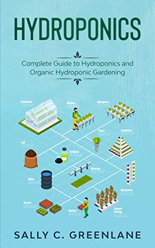 Hydroponics: Complete Guide to Hydroponics by [Greenlane, Sally C.]