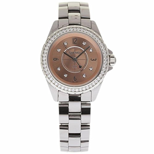 Chanel J12 swiss-quartz womens Watch H2563 (Certified Pre-owned)