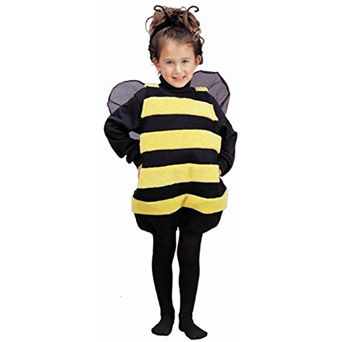Cute Toddler Bee Halloween Costume