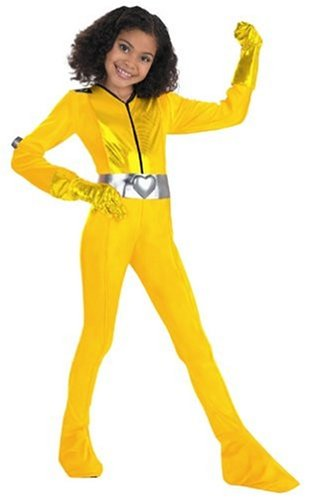 Disguise Totally Spies - Alex Standard Child Costume: Size -