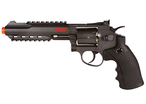 Crosman GF357B 357 Black CO2 6MM
