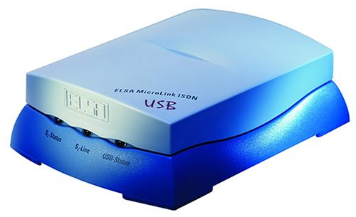 ELSA Microlink ISDN USB Modem