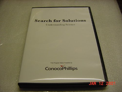 dvd-video-by-conocophillips-the-search-for-solutions-understanding-science-with-10-episodes