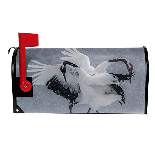 Tanyeflw Standard Size Mailbox Covers for Decor Dancing