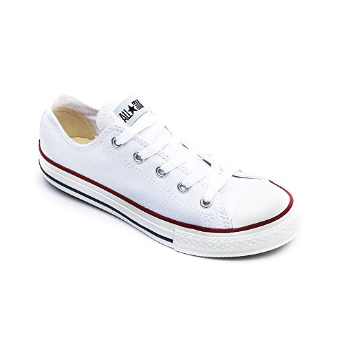 Converse - Zapatillas, unisex Optical White