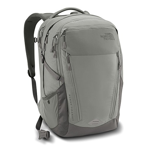 TNF Surge Transit Pack Moon Mist Grey/Fusebox Grey One Size