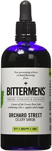 Bittermens Orchard Street Celery Shrub Cocktail Bitters - 5 oz