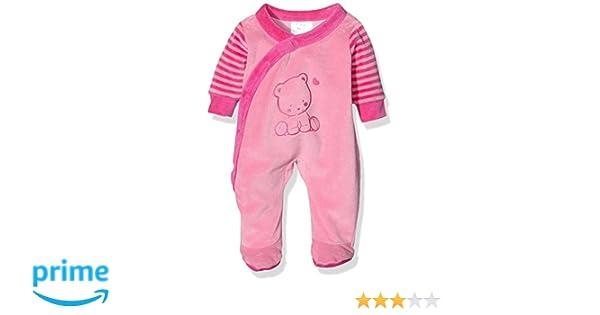 Twins 1 330 14 - Pijama Para Bebés, color Rosa (Rosa 4003), 4 - 5 meses (Talla del fabricante: 62): Amazon.es: Ropa y accesorios