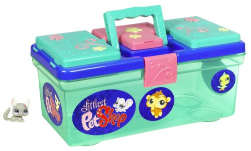 (Littlest Pet Shop Carry Case)