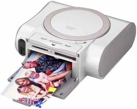 Canon Impresora de Fotos Selphy DS700: Amazon.es: Electrónica
