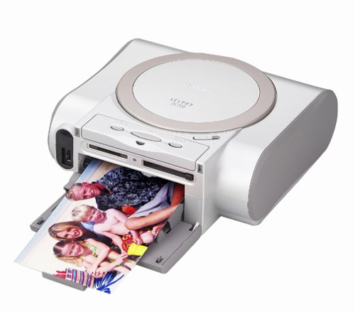 Canon Selphy DS700 Compact Photo Printer