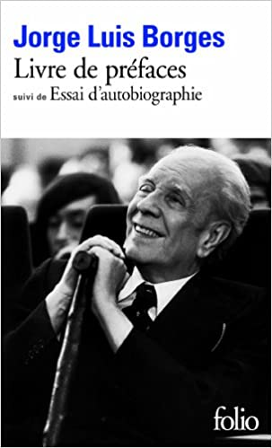 Amazon Fr Livre De Prefaces Suivi De Essai