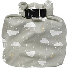 Bambino Mio, Wet Diaper Bag, Cloud Nine