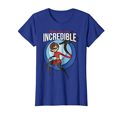 The Incredibles Mrs Incredible - Womens Disney Pixar Incredibles Mother's Day