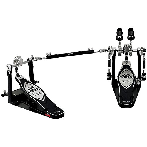 - Tama Iron Cobra 900 Rolling Glide Double Bass Drum Pedal