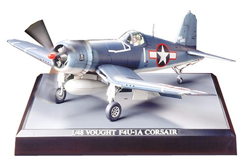 1/48 VOUGHT F4U -1A CORSAIR ROPELLER ACTION SERIES (japan import) by Tamiya