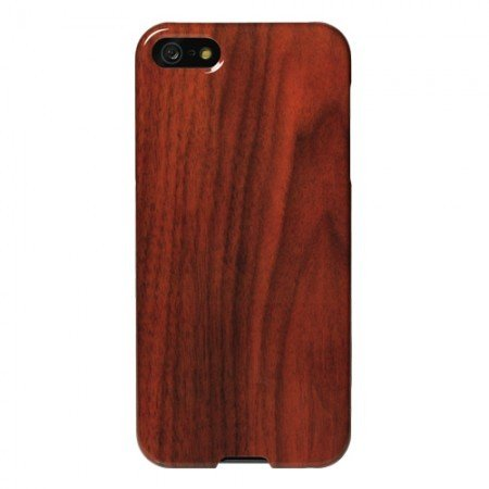 Agent18 P5SSL/47 Agent18 SlimShield Limited Cover for Apple iPhone 5 - Retail Packaging - Wood Agent 18 Shield Case