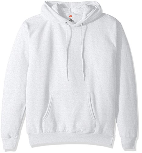 - 41T9A2QJlLL - Hanes Men's Pullover EcoSmart Fleece Hooded Sweatshirt