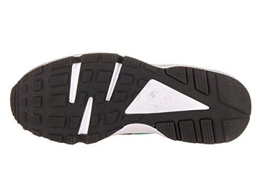 Nike Huarache Hardlopen Half Hardloopschoen Helder Jade / Zwart-universiteit Goud-wit