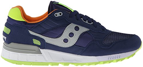 Saucony Originelen Heren Shadow 5000 Fashion Sneaker Blue / Citron