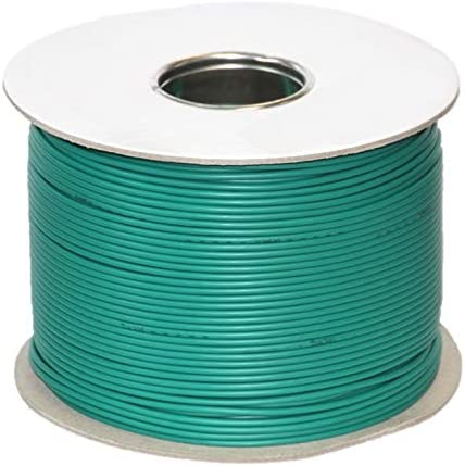 genisys Bosch Indego Comp. Cable de limitación de Robot cortacésped | HQ | en el Carrete de Cable | Ø2,7mm, Longitud:100m