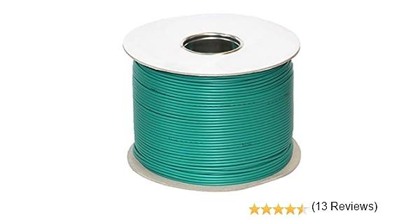 Longitud:50m /Ø2,7mm HQ Cobre genisys Worx Landroid Comp Cable de limitaci/ón de Robot cortac/ésped en el Carrete de Cable