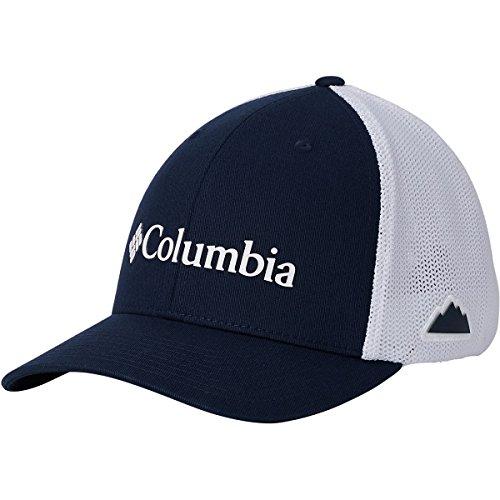 - Columbia Men's Mesh Ballcap, Collegiate Navy, Weld, S/M