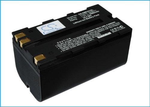 Cameron Sino 4400 mAh Li-ion High-Capacity Replacement Batteries for GEOMAX ZT80+, Stonex R6, Leica ATX1200, GRX1200, Piper 100, Piper 200, fits GEOMAX ZBA200, ZBA400, Leica 724117 by Cameron Sino (Image #1)