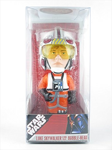 ルーク・スカイウォーカー X-WINGパイロットスーツ [STARWARS(スターウォーズ)] FUNKO(ファンコ) Wacky Wobbler(ワッキーワブラー) バブルヘッド