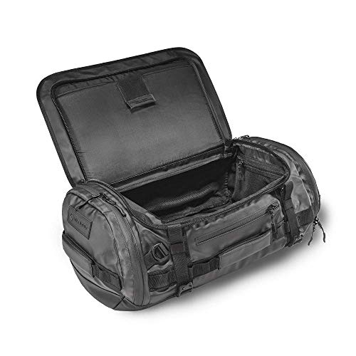 WANDRD Hexad Carryall 60L Travel Duffel Bag - Includes Backpack Straps and Laptop Sleeve