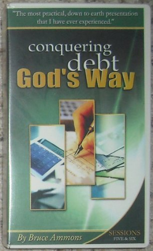 Conquering Debt God's Way Sessions Five & Six VHS Tape