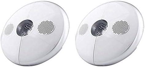 BFZJ Lámparas De Campaña Camping Sombrilla De Jardín 48 Bombillas LED Inalámbrico Carga USB Altavoces Bluetooth Estéreo Incorporados 7Colorida De La De Campaña Luz De La Tienda (Color : 2pcs): Amazon.es: Hogar