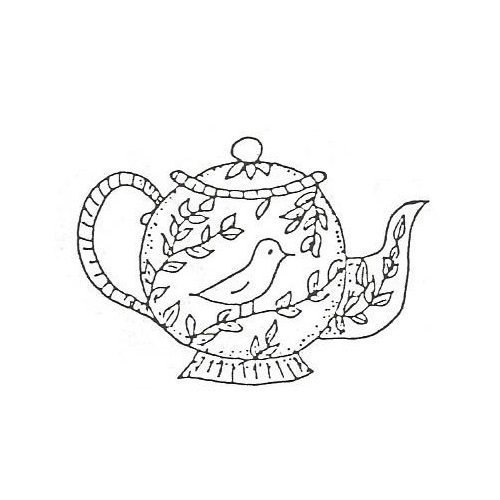 Teapot #4 ()