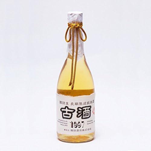諏訪泉 純米古酒 1997 720ml 日本酒 鳥取 地酒