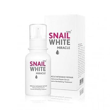 SNAIL WHITE MIRACLE SKIN WHITENING TIGHTENING