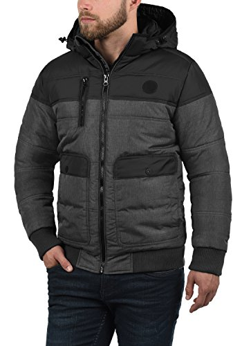 Men's Borinho 70155 Black Parka BLEND f6q7vgw
