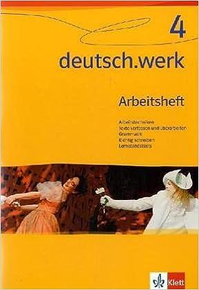 Klasse 8 Realschule German Pamphlet
