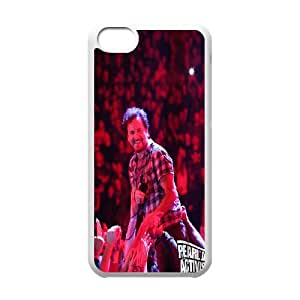 Pearl Jam Band Theory Case For iPhone 5C NC1Q03275