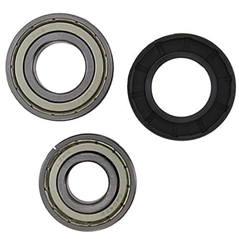 Spares2go Drum Bearing & Oil Seal Kit For Creda Washing Machines - 17077 Kit