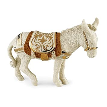 Lenox First Blessing Standing Donkey