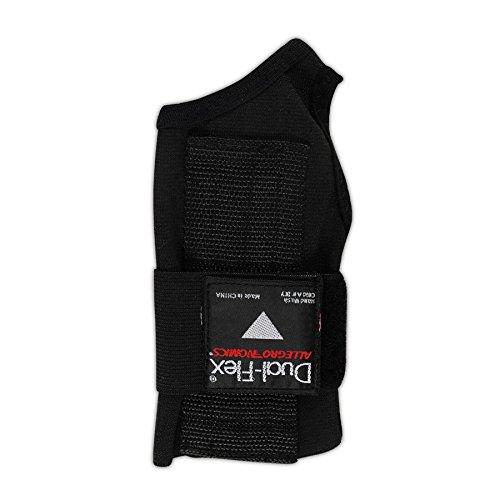 Allegro 7212-02 A72120 Dual-Flex Wrist Support, Black, ()