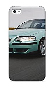 For Iphone 5c Tpu Phone Case Cover(2003 Volvo V70 R)