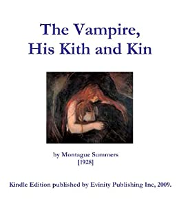 the vampire his kith and kin pdf