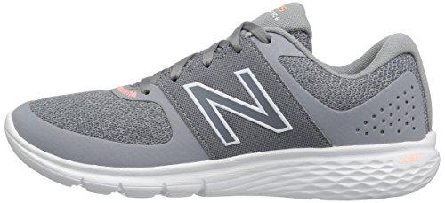 New Gris Mujer Sintético Zapatillas Para Negro Blanco Wa365 De Material Bk Balance rxFwpqvr