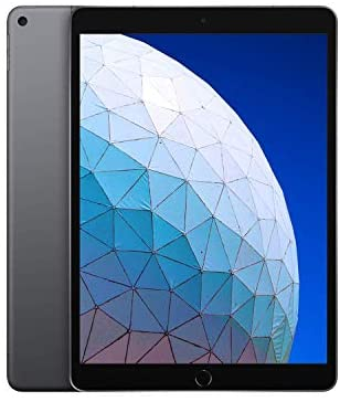 Apple iPad Air (10.5-Inch, Wi-Fi, 64GB) – Space Gray (3rd Generation) (2019) – (Renewed)