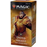 Magic 2019 Challenger Deck: United Assault - 75 Cards, Including 2 History of Benalia!